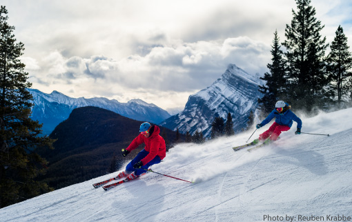 Banff Specials Ski Package
