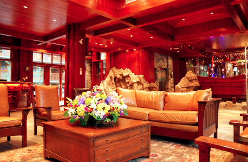 Fox Hotel and Suites - Lobby