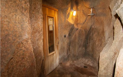 Rain Shower - Fox Hotel & Suites