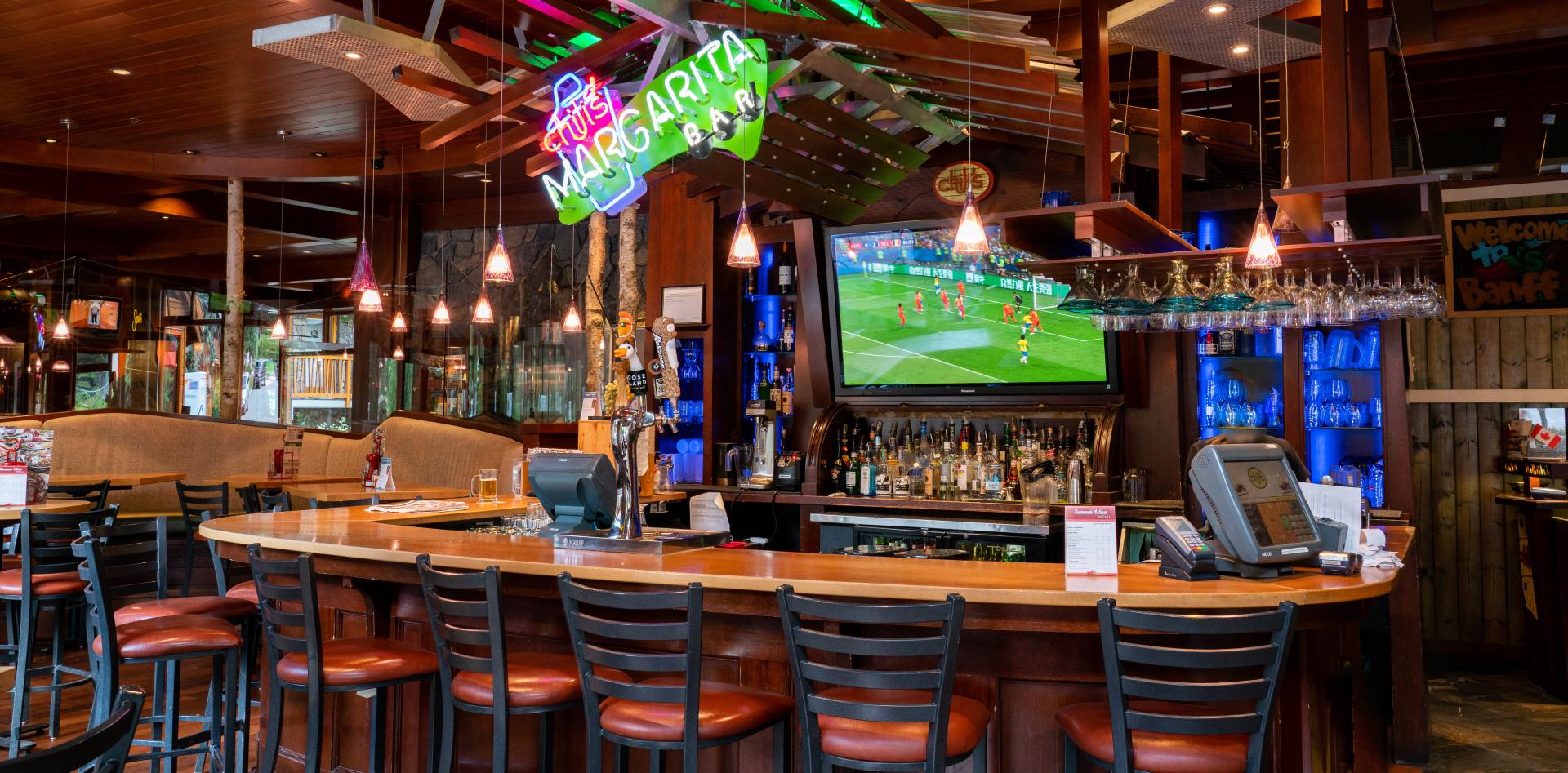 Chilis Restaurant and Bar