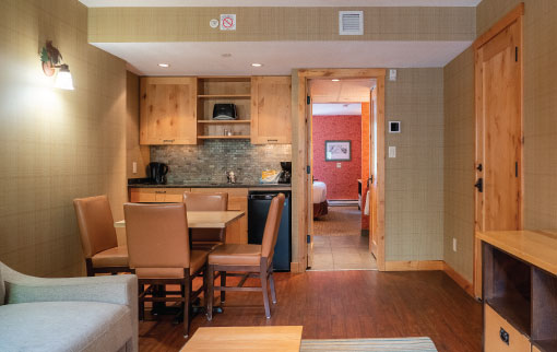 Superior One Bedroom King Suite