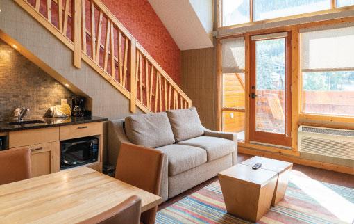 Premium King Loft Suite