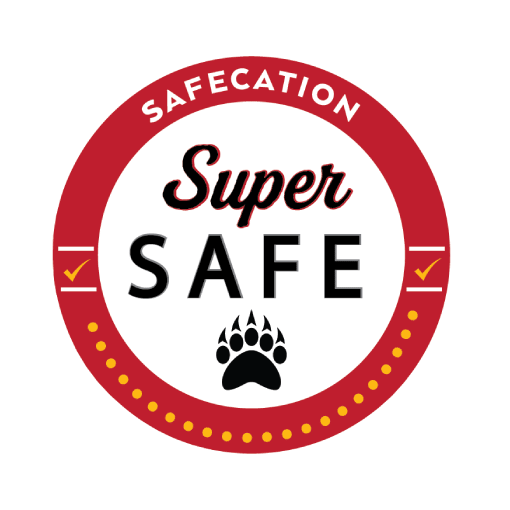 Safecation Super Safe